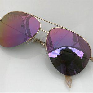 Victoria Beckham Women Sunglasses Grad Flash Green